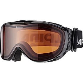Alpina Challenge 2.0 Quattroflex Hicon S2 Goggle black transparent